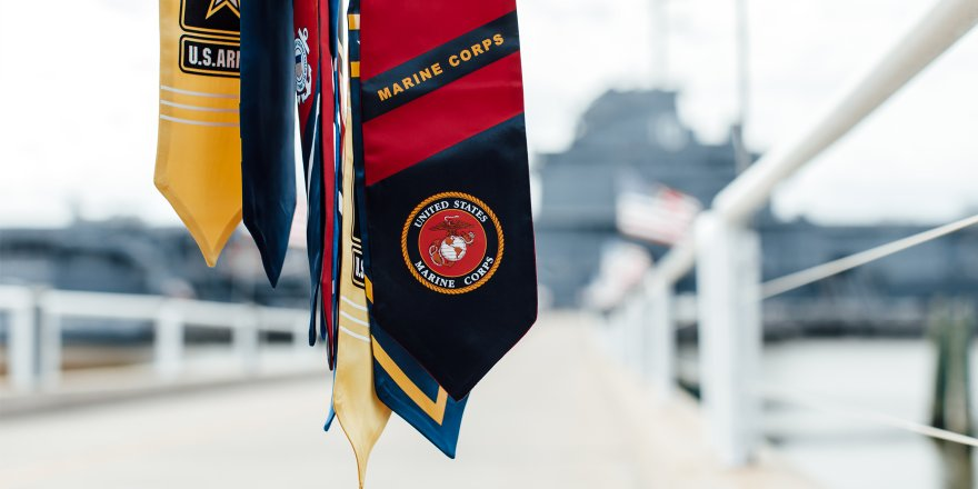 Military stoles