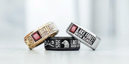 High School Class Jewelry