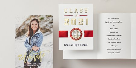 Graduation Announcements Cards