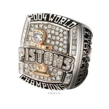 2004 Pistons