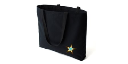 Campus Stars Recycled Tote