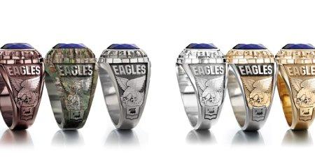Class Ring Metals